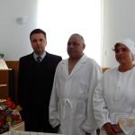 Botez la Drăgășani și Alunișu