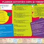 Planner activitati de tineret 2014