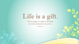 Neat-Life-Quotes-on-desktop-wallpaper