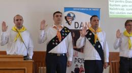 Daniel, anul prieteniei