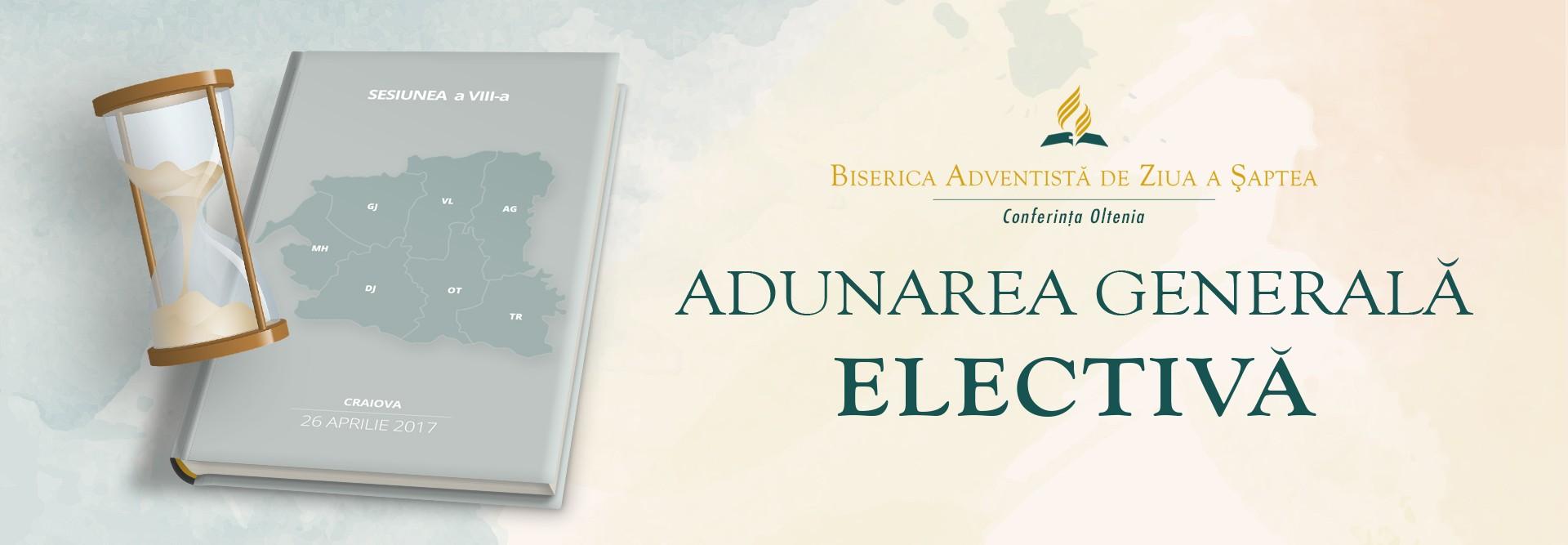 adunare electiva